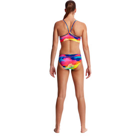 Funkita Sports Brief - Bañadores Mujer - Multicolor